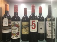 Lot 29-A SELECTION OF RIOJA AND OTHER RED WINE - TWELVE BOTTLES