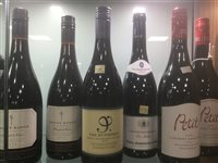 Lot 37-A SELECTION OF PREMIER CRU RULLY AND OTHER RED WINE - TWELVE BOTTLES