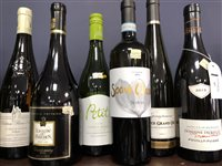 Lot 67-A SELECTION OF PINOT GRIS AND OTHER WHITE WINE - TWELVE BOTTLES