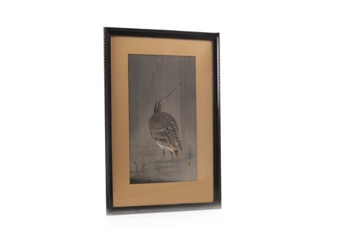 Lot 1003 - A JAPANESE PAINTING