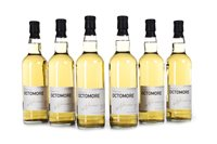 Lot 1044-SIX BOTTLES OF OCTOMORE 2002 FUTURES
