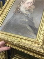 Lot 417 - PORTRAIT OF SIR EDWIN HENRY LANDSEER, ATTRIBUTED TO THE ARTIST