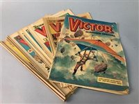 Lot 61-A COLLECTION OF VINTAGE COMICS