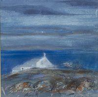 Lot 158-THE FAR SIDE OF THE ISLAND, TIREE, BY JOAN RENTON