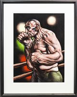 Lot 261-SECONDS AWAY, BY PETER HOWSON
