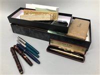 Lot 23-A COLLECTION OF VARIOUS PENS