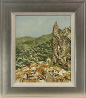 Lot 276-LA IRUELA, SPAIN, BY PERPETUA POPE
