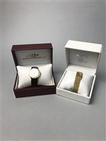 Lot 11-A GENTLEMAN'S ROTARY WRIST WATCH AND OTHER WRIST WATCHES