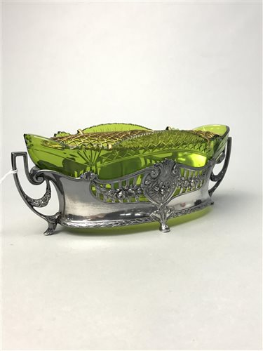 Lot 2-A WMF SILVER PLATED CENTREPIECE