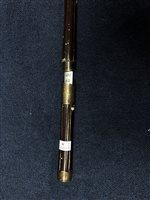 Lot 32-AN ASIAN SWORD STICK