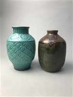 Lot 52-A LOT OF CERAMIC VASES, JARS AND JUGS