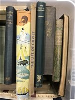 Lot 53-A COLLECTION OF BOOKS INCLUDING FAIRY TALES