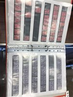 Lot 911-A LOT OF USA POSTAL STAMPS