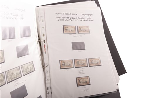 Lot 912-A LOT OF NEW ZEALAND POSTAL STAMPS
