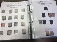 Lot 913-A LOT OF CHINESE POSTAL STAMPS