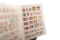 Lot 917-A LOT OF WORLD POSTAL STAMPS