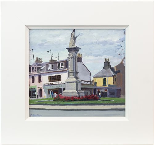 Lot 12-TOWN SQUARE, BY JAMES FULLARTON