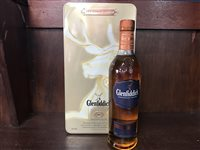 Lot 5-GLENFIDDICH 125TH ANNIVERSARY BOTTLING