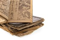 Lot 901-A COLLECTION OF CHINESE PRINTED FOLIOS PRINTS