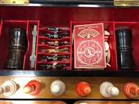 Lot 926-A GOOD AND EXTENSIVE VICTORIAN GAMES COMPENDIUM