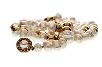 Lot 51-A PEARL NECKLET
