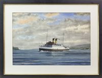 Lot 42-TS DUCHESS OF HAMILTON, A WATERCOLOUR BY JOHN NICHOLSON