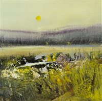 Lot 131 - AUTUMN COLOUR, BY MAY BYRNE