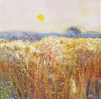 Lot 179 - AUTUMN WILDFLOWERS, BY MAY BYRNE