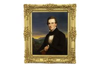 Lot 479 - PORTRAIT OF JOHN LOGAN CAMPBELL, BY JOHN WATSON GORDON