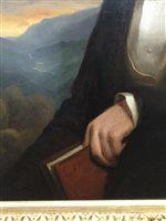 Lot 479-PORTRAIT OF JOHN LOGAN CAMPBELL, BY JOHN WATSON GORDON