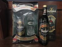 Lot 21-TWO BOTTLES OF GLENFIDDICH SPECIAL OLD RESERVE