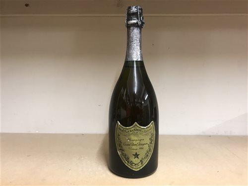 Lot 2-DOM PERIGNON 1980 Champagne