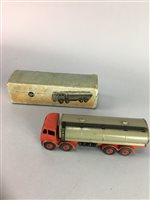 Lot 8-A LOT OF DINKY AND OTHER DIE CAST TOY VEHICLES