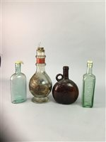 Lot 47-A LOT OF VARIOUS PHARMACISTS' GLASS BOTTLES