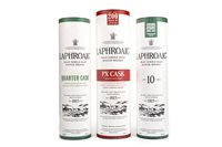 Image for THREE LAPHOROAIG EXPRESSIONS