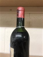 Lot 16-CHATEAU LAFITE-ROTHSCHILD 1959