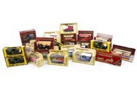 Lot 1683-A LOT OF THIRTY BOXED MATCHBOX MODELS OF YESTERYEAR