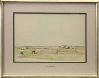 Image for FIFE LANDSCAPE, WATERCOLOUR BY DAVID CAMERON