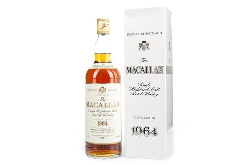 Lot 30-MACALLAN 1964