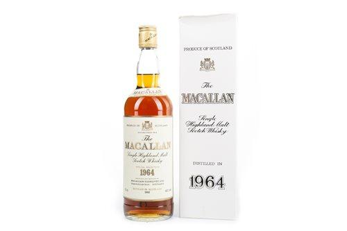 Lot 54-MACALLAN 1964