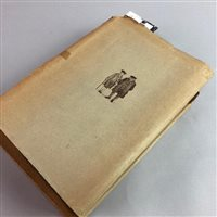 Lot 15-AN ILLUSTRATED COPY OF EVERYBODY'S BOSWELL, BEING THE LIFE OF SAMUEL JOHNSON