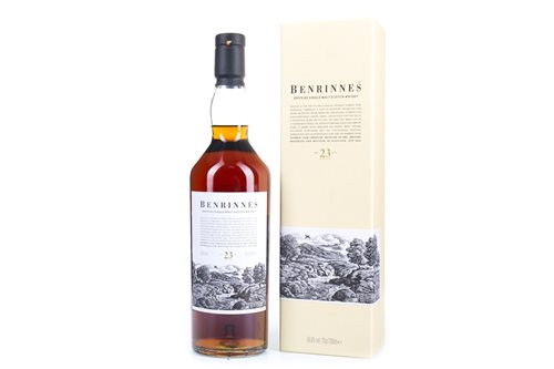 Lot 26-BENRINNES 23 YEARS OLD