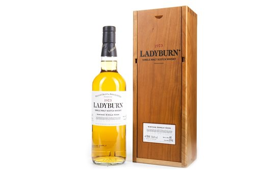 Lot 18-LADYBURN 1973 AGED 27 YEARS
