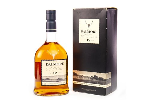 Lot 309-DALMORE AGED 12 YEARS