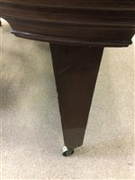 Lot 1436-A BECHSTEIN BABY GRAND PIANO