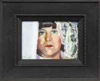 Lot 523-LINDA II, AN OIL BY ARCHIE FORREST