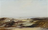 Lot 532-NEW DAY, AN OIL BY MARDI BARRIE