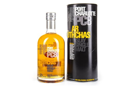 Lot 58 - PORT CHARLOTTE PC8 AR DUTHCHAS AGED 8 YEARS