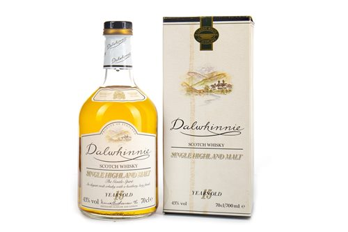 Lot 316-DALWHINNIE AGED 15 YEARS
