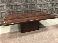 Lot 1650-A DANISH ROSEWOOD TABLE BY JENSEN FROKJAERAS